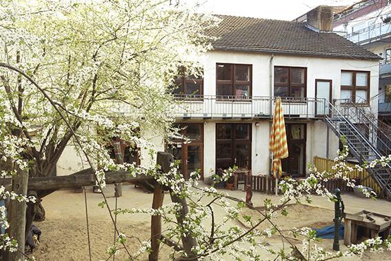 Kita Rio Haus und Aussengelaende